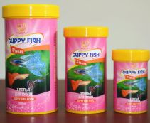 AQUAV Guppy Fish Flakes (Хлопья для гуппи)